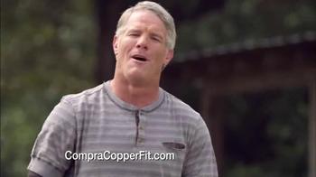 Copper Fit TV Spot, 'Prenda de compresión' Featuring Brett Favre [Spanish] - Thumbnail 9