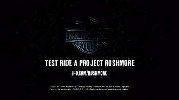 Harley-Davidson Project RUSHMORE TV Spot, 'Take a Power Trip' - Thumbnail 10