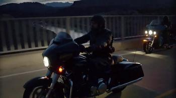 Harley-Davidson Project RUSHMORE TV Spot, 'Take a Power Trip' - Thumbnail 6