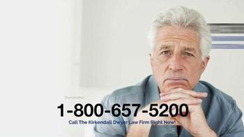 Kirkendall Dwyer LLP TV Spot, 'Blood Clot Filters' - Thumbnail 1