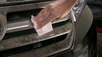 Tub O'Towels TV Spot, 'Cleanability Challenge' - Thumbnail 4