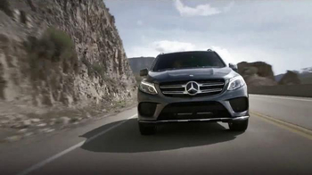 2016 Mercedes-Benz GLE TV Spot, 'Science Channel: Innovation' - Thumbnail 1