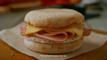 Dunkin' Donuts Breakfast Sandwiches TV Spot, '#BreakfastWhenevs' - Thumbnail 7