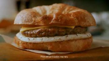 Dunkin' Donuts Breakfast Sandwiches TV Spot, '#BreakfastWhenevs' - Thumbnail 8