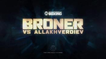 Showtime TV Spot, 'Broner vs Allakhverdiev' - Thumbnail 7