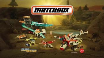 Matchbox Elite Rescue Strike Hawk TV Spot, 'Send In the Strike Hawk'