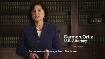 U.S. Department of Health and Human Services TV Spot, 'Medicare Fraud' - Thumbnail 2