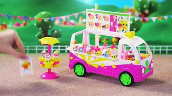 Shopkins Scoops Ice Cream Truck TV Spot, 'Disney Channel' - Thumbnail 4