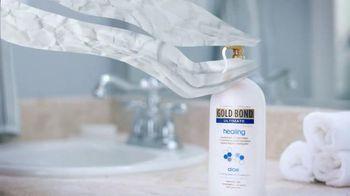 Gold Bond Healing Lotion TV Spot, 'Paper Dry Skin' - Thumbnail 4