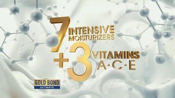 Gold Bond Healing Lotion TV Spot, 'Paper Dry Skin' - Thumbnail 5