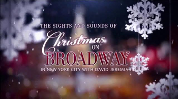 The Sights and Sounds of Christmas on Broadway TV Spot - Thumbnail 1