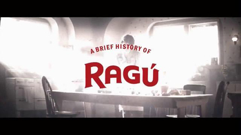 Ragu TV Spot, 'Simmered In Tradition' - Thumbnail 1