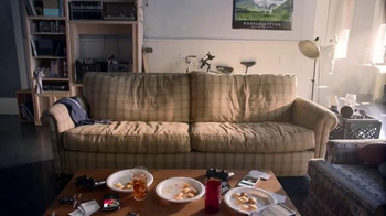 Totino's Pepperoni Pizza Rolls TV Spot, 'Live Free. Couch Hard.' - Thumbnail 1