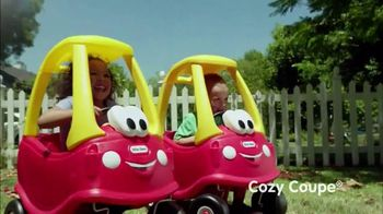 Little Tikes TV Spot, 'Imaginations in Motion!' - 270 commercial airings