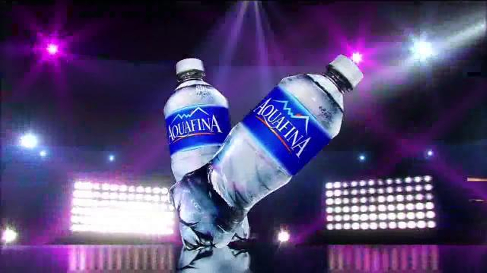 Aquafina TV Commercial, 'Dancing with the Stars Sweeps: Happy Body Dance'