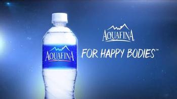 Aquafina TV Spot, 'Dancing with the Stars Sweeps: Happy Body Dance' - Thumbnail 4