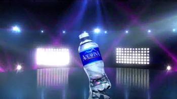Aquafina TV Spot, 'Dancing with the Stars Sweeps: Happy Body Dance' - Thumbnail 1