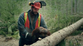 Timberland PRO Boondock Work Boot TV Spot, 'Chainsaw' - Thumbnail 4