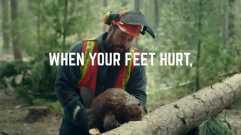 Timberland PRO Boondock Work Boot TV Spot, 'Chainsaw' - Thumbnail 6