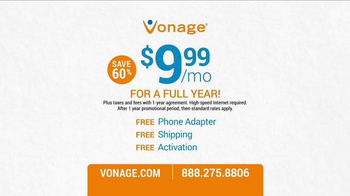 Vonage TV Spot, 'Betterfied' - Thumbnail 8