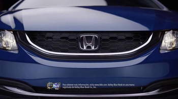 2015 Honda Civic El Gran Evento Para Ti TV Spot, 'Mejor compra' [Spanish] - Thumbnail 3