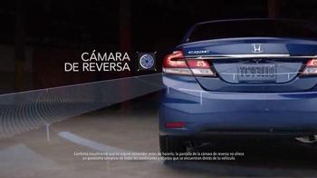 2015 Honda Civic El Gran Evento Para Ti TV Spot, 'Mejor compra' [Spanish] - Thumbnail 5