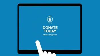 World Food Programme TV Spot, 'Stop Hunger. Start Peace.' - Thumbnail 9