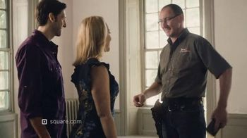 Square TV Spot, 'Home Inspector' - 2545 commercial airings