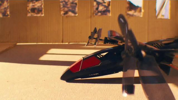 Air Hogs Fury Jump Jet TV Spot, 'Helicopter to Plane' - Thumbnail 4