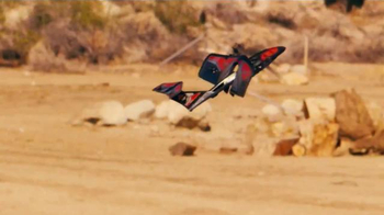 Air Hogs Fury Jump Jet TV Spot, 'Helicopter to Plane' - Thumbnail 6