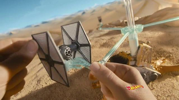 Hot Wheels Star Wars: Escape From Jakku Playset TV Spot, 'Defeat the Enemy' - Thumbnail 2