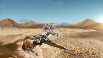 Hot Wheels Star Wars: Escape From Jakku Playset TV Spot, 'Defeat the Enemy' - Thumbnail 4