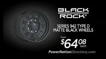 PowerNation Directory TV Spot, 'Matte Black Wheels' - Thumbnail 3