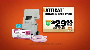 The Home Depot TV Spot, 'Winter Preparation: Insulation' - Thumbnail 7