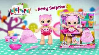 Lalaloopsy Babies Potty Surprise TV Spot, 'Magical Surprises' - Thumbnail 8