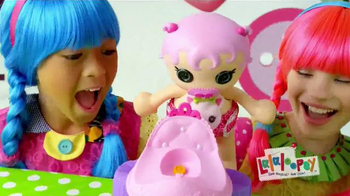 Lalaloopsy Babies Potty Surprise TV Spot, 'Magical Surprises' - 1069 commercial airings