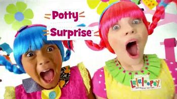 Lalaloopsy Babies Potty Surprise TV Spot, 'Magical Surprises' - Thumbnail 6