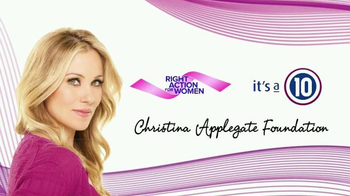 Ulta Miracle Whipped TV Spot, 'Breast Cancer' Featuring Christina Applegate - Thumbnail 7