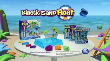 Kinetic Sand Float TV Spot, 'Paradise Island' - Thumbnail 10
