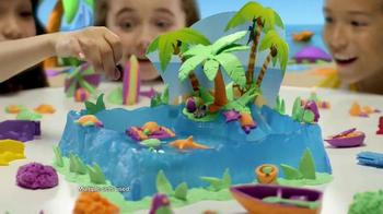 Kinetic Sand Float TV Spot, 'Paradise Island' - Thumbnail 4