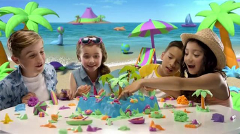 Kinetic Sand Float TV Spot, 'Paradise Island' - 934 commercial airings