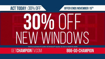 Champion Windows TV Spot, 'New Windows' - Thumbnail 6