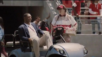 Dr Pepper TV Spot, 'Football Royalty' Featuring Marcus Allen
