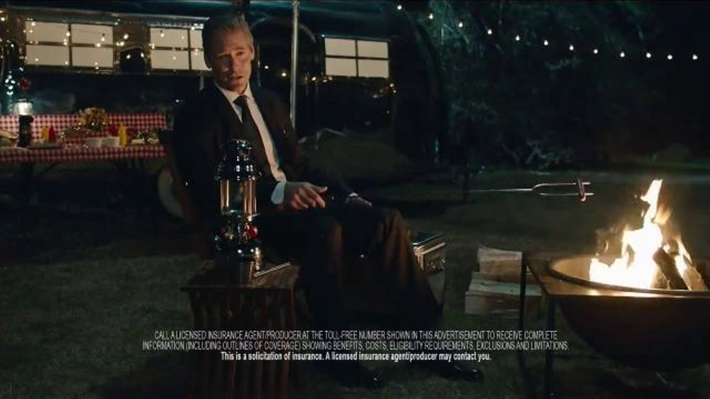 AARP Services, Inc. TV Commercial, 'The Man With the Plan: Camping'