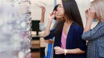 Walmart Vision Center TV Spot, 'Get the Deciding Vote' Feat. Drew Barrymore