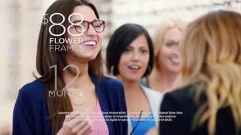 Walmart Vision Center TV Spot, 'Get the Deciding Vote' Feat. Drew Barrymore - Thumbnail 4