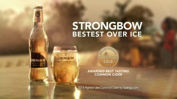 Strongbow Hard Cider TV Spot, 'In Our Shot' Featuring Patrick Stewart - Thumbnail 6