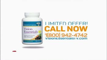 Dr. Whitaker Vision Essentials TV Spot, 'Healthy Vision' - Thumbnail 9