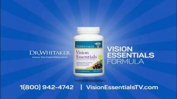 Dr. Whitaker Vision Essentials TV Spot, 'Healthy Vision' - Thumbnail 4