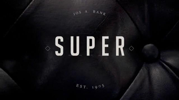 JoS. A. Bank Super Weekend Sale TV Spot, 'Travelers and Merino' - Thumbnail 1